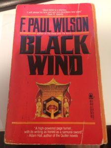 Black Wind F Paul Wilson