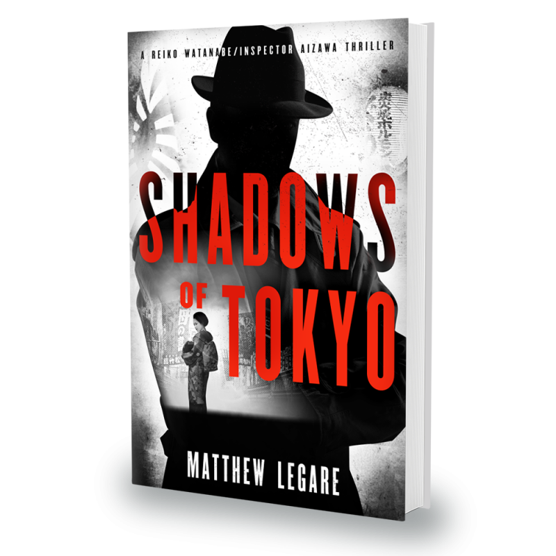 Shadows of Tokyo Cover