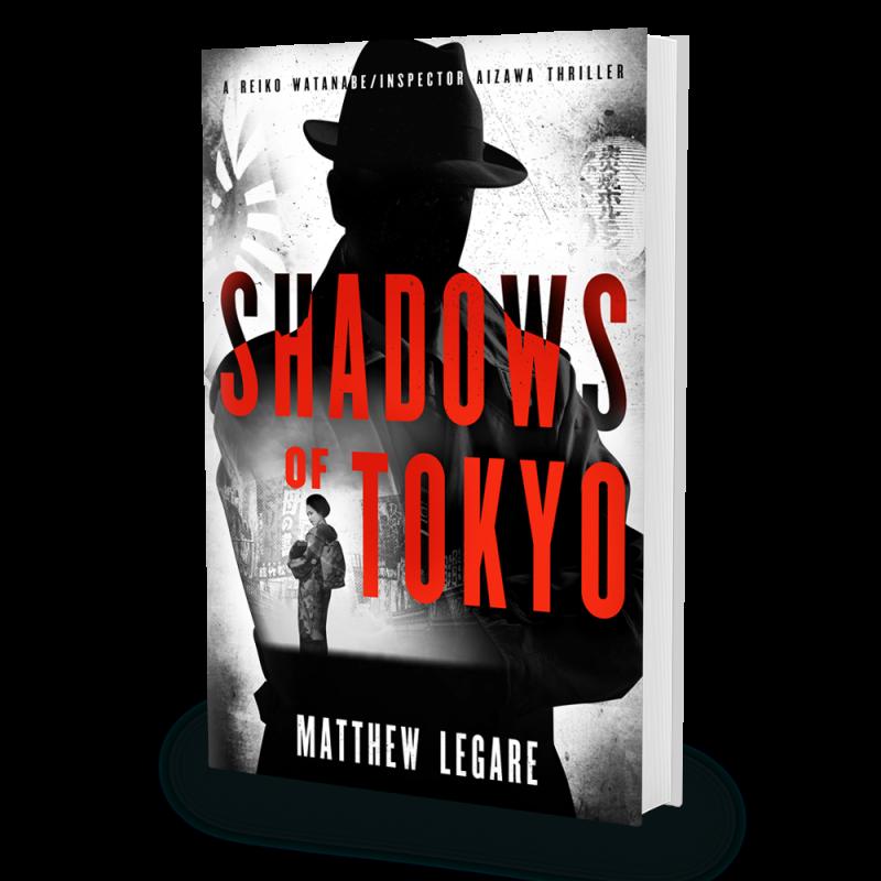 Shadows of Tokyo Cover