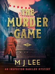 The Murder Game by MJ Lee