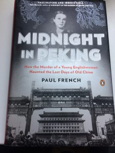 Midnight in Peking Cover