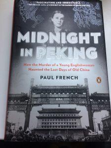 Midnight in Peking Cover