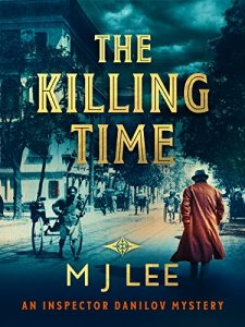 The Killing Time by MJ Lee cover