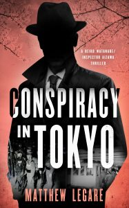 Conspiracy in Tokyo Cover