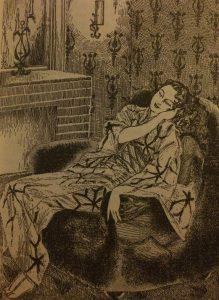 The Human Chair by Edogawa Ranpo (1925)