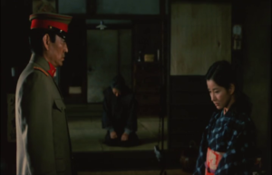 Captain Miyagi meets Karou