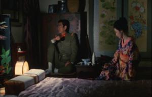 Miyagi and Karou meet again on the Korea-Manchuria Border