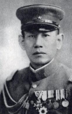 Lieutenant-Colonel Kingoro Hashimoto