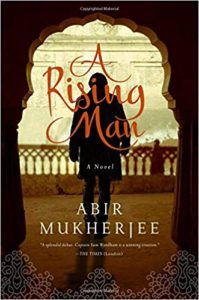 A Rising Man US Cover