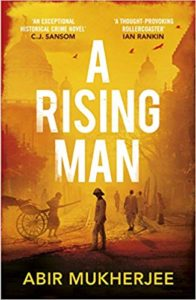 A Rising Man Cover