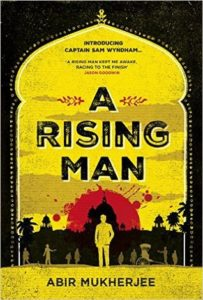 A Rising Man Cover