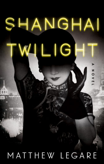 Shanghai Twilight (Tom Lai Book 1)