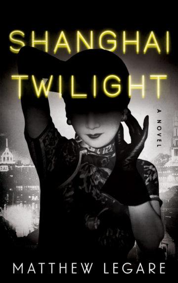 Shanghai Twilight (Tom Lai Book 1)