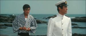 Sho Onuma and Hitoshi Fujii