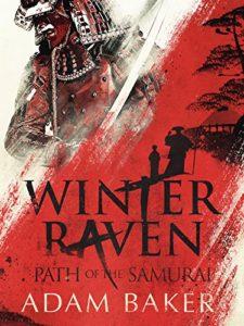 Winter Raven by Adam Baker
