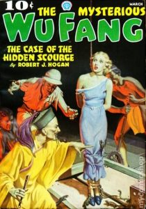 Mysterious Wu Fang March 1936