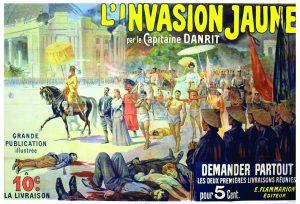 The Yellow Invasion ( L'Invasion Jaune) 1905
