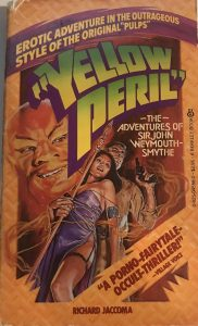 Yellow Peril Richard Jaccoma Cover