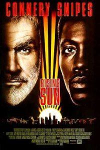 Rising Sun 1993 movie poster