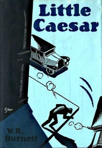 Little Caesar (1929) First Edition Cover