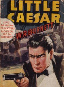 Little Caesar 1945 paperback