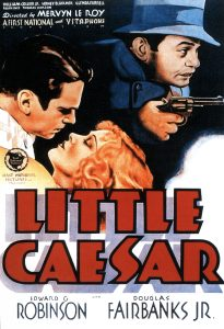 Little Caesar 1931 Movie Poster
