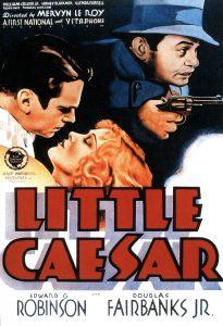Little Caesar 1931 Movie Poster