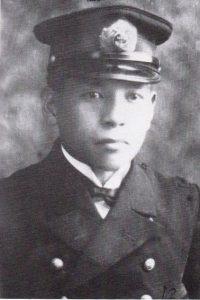 Lieutenant Taku Mikami