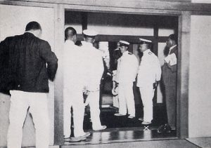 Navy officers May 15 Incident