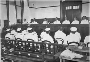 Navy officers on trial for the May 15 Incident