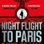Night Flight to Paris by David Gilman cover